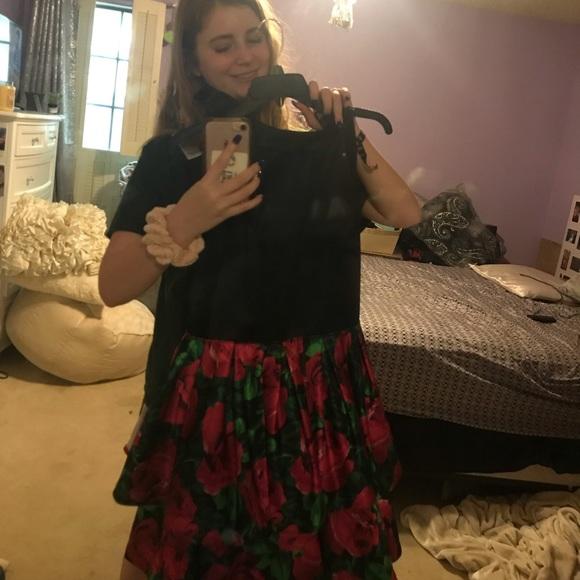 Sherri Hill Dresses & Skirts - Sherri hill pink rose dress
